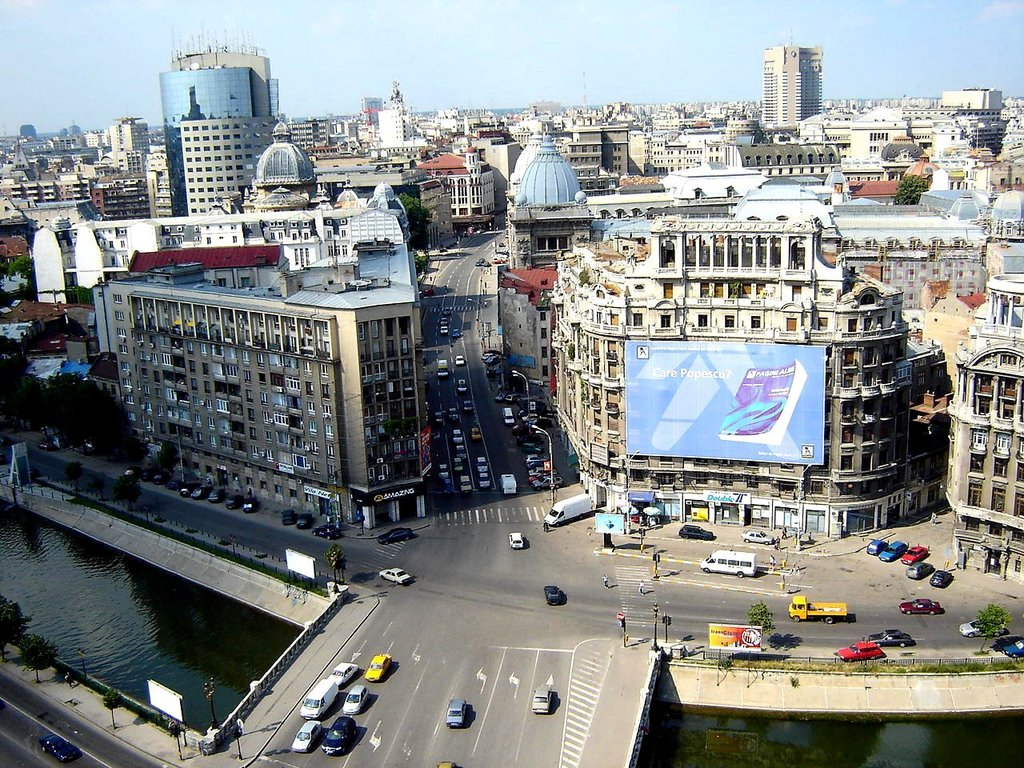 Is Romania a future business hub of Eastern Europe?