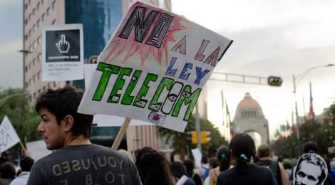 Mexico retreats on Telecom law following demonstrations