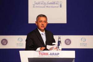 Capital Markets Board Chairman Dr. Vahdettin Ertaş.