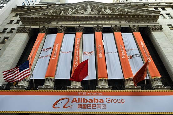 Alibaba puts cross-border IPOs in the spotlight