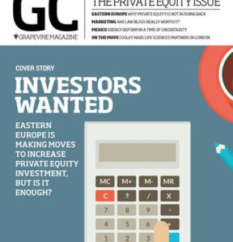 Check out the latest Private Equity issue of GCG – released today!