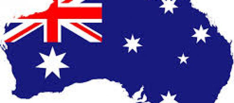 Australia M&A deals are way down under
