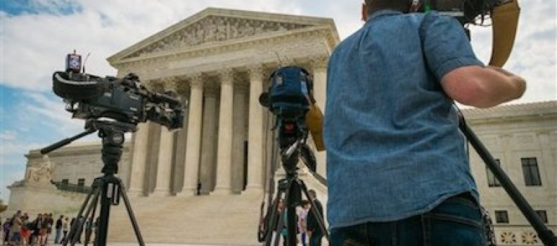 U.S. Supreme Court rules Aereo violates TV broadcast copyright