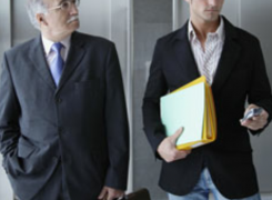 Baby Boomers dominate law leadership positions in the United States