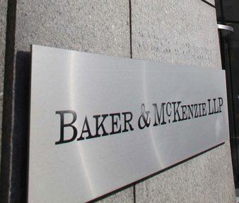 Baker & McKenzie named top law firm brand