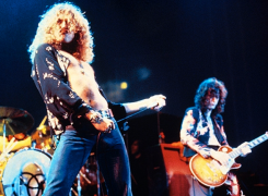 Led Zeppelin to face jury over copyright infringement