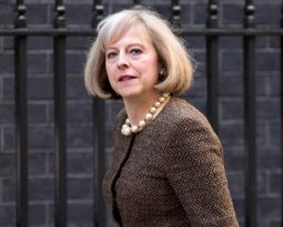 Theresa May's high-wire act