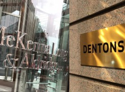 Growth momentum stays strong as Dentons ties the knot with McKenna Long