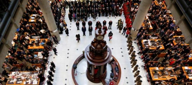 Lloyd's cuts legal panel to eight