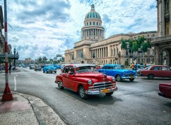 At least one firm is already eyeing opportunity in Cuba